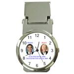obama biden 2008 Money Clip Watch