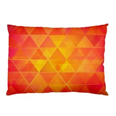 Background Colorful Abstract Pillow Case (two Sides)