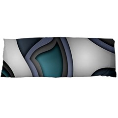 Abstract Background Abstraction Body Pillow Case (dakimakura)