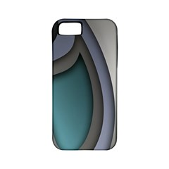 Abstract Background Abstraction Apple Iphone 5 Classic Hardshell Case (pc+silicone)