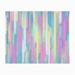 Background Abstract Pastels Small Glasses Cloth