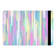 Background Abstract Pastels Apple Ipad Pro 10 5   Flip Case