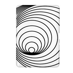 Spiral Eddy Route Symbol Bent Samsung Galaxy Tab 2 (10 1 ) P5100 Hardshell Case