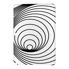Spiral Eddy Route Symbol Bent Samsung Galaxy Tab Pro 12 2 Hardshell Case by Nexatart