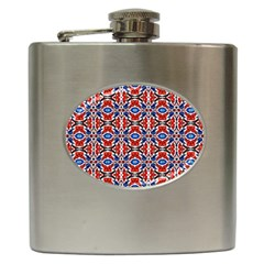 Artworkbypatrick1 14 1 Hip Flask (6 Oz)