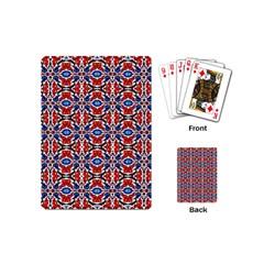 Artworkbypatrick1 14 1 Playing Cards (mini)