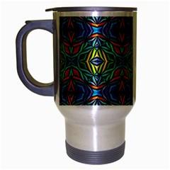 Artworkbypatrick1 15 Travel Mug (silver Gray)
