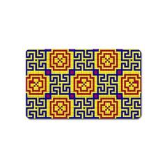Artworkbypatrick1 16 Magnet (name Card)
