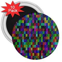 Artworkbypatrick1 17 3  Magnets (10 Pack)