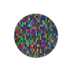 Artworkbypatrick1 17 Magnet 3  (round)