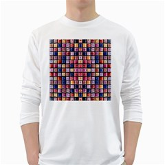 Artworkbypatrick1 18 White Long Sleeve T Shirts