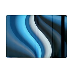 Abstract Pattern Lines Wave Ipad Mini 2 Flip Cases