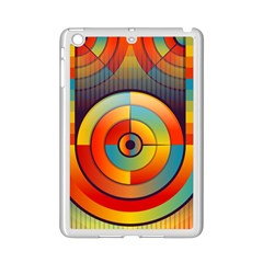Background Colorful Abstract Ipad Mini 2 Enamel Coated Cases