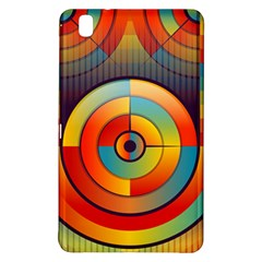 Background Colorful Abstract Samsung Galaxy Tab Pro 8 4 Hardshell Case