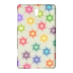 Polygon Geometric Background Star Samsung Galaxy Tab S (8 4 ) Hardshell Case