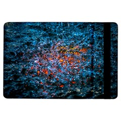Water Color Orange Ipad Air Flip by FunnyCow