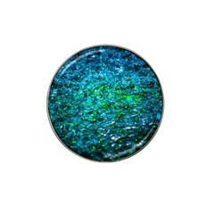 Water Color Green Hat Clip Ball Marker