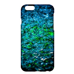 Water Color Green Apple Iphone 6 Plus/6s Plus Hardshell Case by FunnyCow