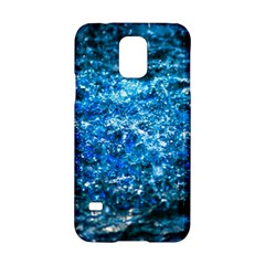 Water Color Blue Samsung Galaxy S5 Hardshell Case