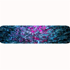 Water Color Violet Large Bar Mats by FunnyCow