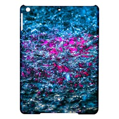 Water Color Violet Ipad Air Hardshell Cases by FunnyCow