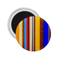 Colorful Stripes 2 25  Magnets
