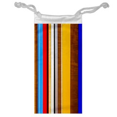 Colorful Stripes Jewelry Bags