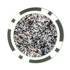 Granite Hard Rock Texture Poker Chip Card Guard