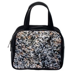 Granite Hard Rock Texture Classic Handbags (one Side)