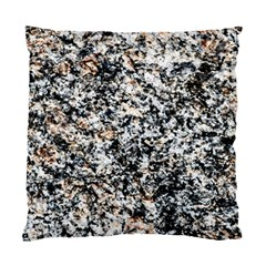 Granite Hard Rock Texture Standard Cushion Case (two Sides) by FunnyCow