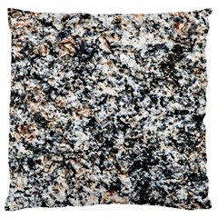 Granite Hard Rock Texture Standard Flano Cushion Case (two Sides) by FunnyCow
