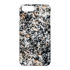 Granite Hard Rock Texture Apple Iphone 8 Plus Hardshell Case by FunnyCow
