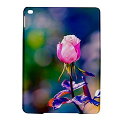 Pink Rose Flower Ipad Air 2 Hardshell Cases by FunnyCow