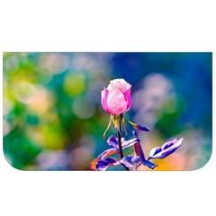 Pink Rose Flower Lunch Bag by FunnyCow