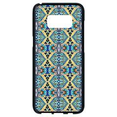 Artworkbypatrick1 19 Samsung Galaxy S8 Black Seamless Case