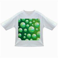 Background Colorful Abstract Circle Infant/toddler T Shirts