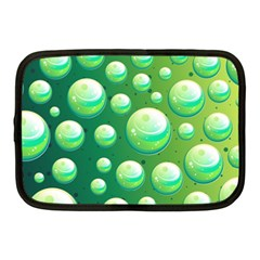 Background Colorful Abstract Circle Netbook Case (medium)