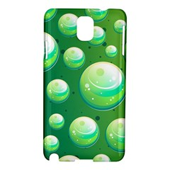 Background Colorful Abstract Circle Samsung Galaxy Note 3 N9005 Hardshell Case