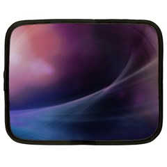 Abstract Form Color Background Netbook Case (xl)