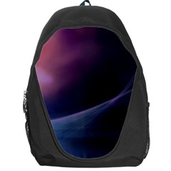 Abstract Form Color Background Backpack Bag