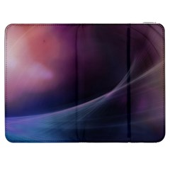 Abstract Form Color Background Samsung Galaxy Tab 7  P1000 Flip Case