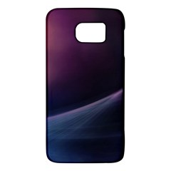 Abstract Form Color Background Samsung Galaxy S6 Hardshell Case