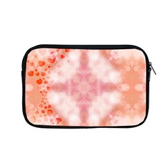 Heart Background Wallpaper Love Apple Macbook Pro 13  Zipper Case