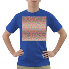 Background Abstract Colorful Dark T Shirt