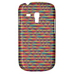 Background Abstract Colorful Samsung Galaxy S3 Mini I8190 Hardshell Case