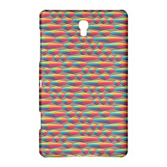 Background Abstract Colorful Samsung Galaxy Tab S (8 4 ) Hardshell Case