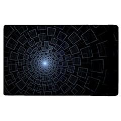 Pattern Abstract Fractal Art Apple Ipad 2 Flip Case
