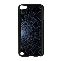 Pattern Abstract Fractal Art Apple Ipod Touch 5 Case (black)