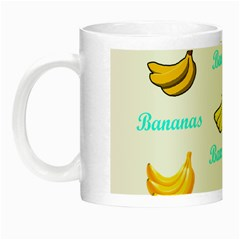 Bananas Night Luminous Mugs
