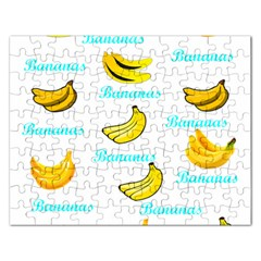 Bananas Rectangular Jigsaw Puzzl
